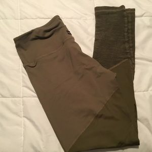 Other - Olive Green High waisted leggings